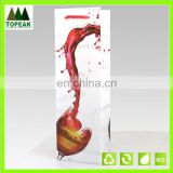 2015 New style promotional PP wovn wine bag cheap gift bag