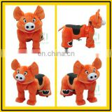 Popular kid toys animal ride coin operated animal ride 12v electric ride on toys for shopping mall