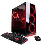 CYBERPOWERPC Gamer Xtreme GXIVR8020A4 Desktop Gaming PC Intel i5-7400 3.0GHz AMD