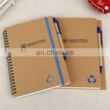 Kraft Sketching Paper With Reeves Retro Spiral Bound Coil