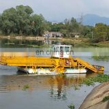 River/Lake Water Cleaning Dredge/Vessel/Boat Garbage Collecting Vessel