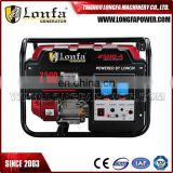 New Type Gasoline Generator 2500 w Loncin Generator Powered by Engine Loncin 196CC Generator