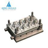 8 cavity plastic aviation cup mould