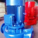 ISG Vertical pipeline centrifugal feeding water pumps