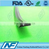 PVC OEM bus door seals rubber seals