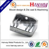 OEM china factory aluminum die casting sand blasting powder coating motorcycle automobile aluminum radiator
