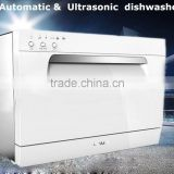 china hot sell kitchen equipment commercial ultrasonic dishwasher