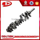 toyota engine parts 2jz crankshaft