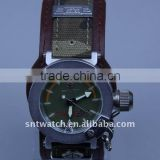 high quality army style watch