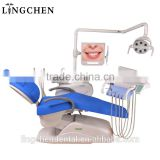 2016 new electric remote control full options dental chairs unit price list