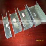 Sliding Wall Partition Steel Profile Track