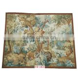 Tree of Life Wool Tapestry Wall Hanging