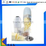 Automatic electric cheese grater/cheese making machine