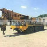 Germany made Liebherr 120t all terrain crane used condidtion Liebherr 120t mobile crane second hand Liebherr 120t crane