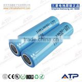 High Power Original 3.6v li-ion rechargeable battery samsung INR18650-15M 1500mah / electric bike battery