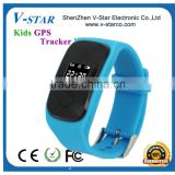 GSM GPS tracker SMS location and Google map online tracker for kids personal GPS Tracker or children/gps kids tracker watch                                                                         Quality Choice