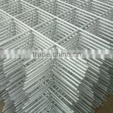 4X4 Galvanized welded wire mesh panel/Welded wire mesh fence panel/Concrete wire mesh panel