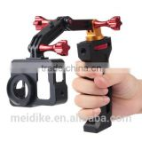 Commlite Handheld Stabilizer Cam Rig Steady Video Camera Stabilizer for Go pro ,DSLR Camera Camcorder,Smartphones