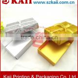 simple design economial cosmetic paper box, fast delivery cosmetic paper box excellent service