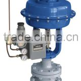 Single-Seat Pneumatic PTFE Lined Double Film Head Control Valve