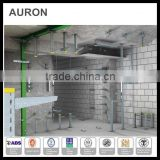 AURON/HEATWELL cable joint in ss bridge England/pull rod wall and ceiling cable bridge/hanging wire tray leading bridge