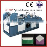 ZF-380A model automatic envelop making machine                                                                                                         Supplier's Choice