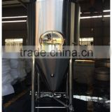 Stainless Steel Beer Fermentation Tank / Beer Fermenter 100 BBL For Micro Brewery