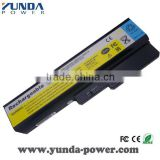 4800mah Replacement New Brand Laptop Battery for Lenovo G450 G550 3000 N500 B460 B550 Series