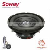 SW10-01 10 inch Pro audio subwoofer, Car audio woofer