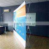Trade Show display Pop up backdrop banner stand 225cmx225cm                                                                                                         Supplier's Choice