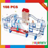 Battery operated rail car & electronic car for kids,Car Track Toy,Rail Car, Rail Car Toy