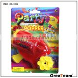 plastic confetti party popper gun