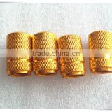 colorful aluminum tire valve stem caps