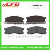 CAR BRAKE PAD FOR MAZDA 626 CAR PART