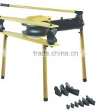 hydraulic pipe benders, professional tools for bending pipes and tubes, Ergonomic