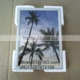 wholesale silver or black home decorWall mounted cheap metal aluminium photo picture frame