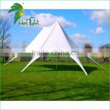 Cheap Double Peaks Star Shaped Outdoor Tent For Sale