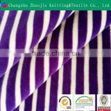 Wholesale 100% polyester knitted stretch dyeing fabric