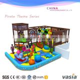 2015 new design kids indoor soft play game equipment for sale/Children amusement play naughty castle indoor
