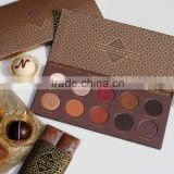 ZOEVA Eyeshadow Palette Mixed Metals/Cocoa Blend/Rose Golden 10 Colors Shimmer Eye Shadow Collection paleta de sombra