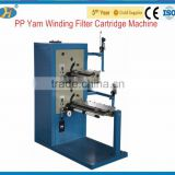 "Wuxi Hongteng Supply 5 micron 10""&20"" 30""&40"" pp yarn winding filter cartridge making machine with CE certificate"