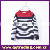 Fashion korean style 3GG 5GG 7GG customzied cotton cable baby knitwear