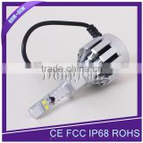 China Manufacturer high quality h3 h4 h7 led headlight bulb