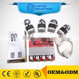 CNC NEMA23 Stepper Motor Kit 4 Axis TB6560 Parallel Interface Driver Board & 24v Power Supply