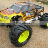 2016 new product Brushless HSP 1/8 hsp tyrannosaurus RC CAR NITRO GAS 4WD MONSTER TRUCK Big Foot ERC083