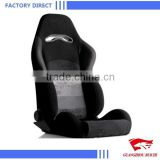 High Quality Adjustable Racing Car Seats Black Wholesale China