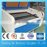 Cost effective leather shoes laser cutting machine/ leather laser cutting machine price