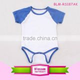 Bulk Wholesale Kids Clothing infant, toddler, children clothing Boutique plain baby rompers