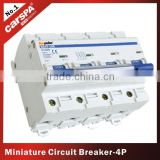 HOT SALE!10 YEARS manufacturer Mini Circuit Breaker DZ47-63N mcb miniature circuit breaker 4P/63A/230VAC