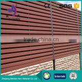 Factory Supply Fashion wpc decorative indoor fencing